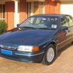 Thunder Mustang Ford Fairmont Specs Photos