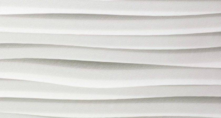 Tile White Surfaces Wall Sand Textured Panel