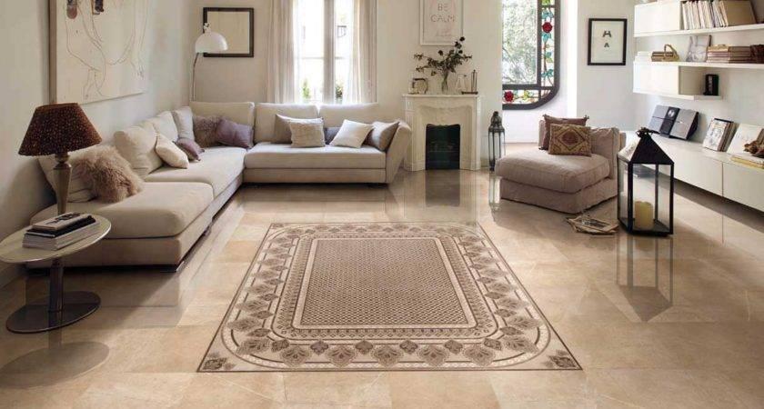 Tiles Extraordinary Porcelain Floor Living Room