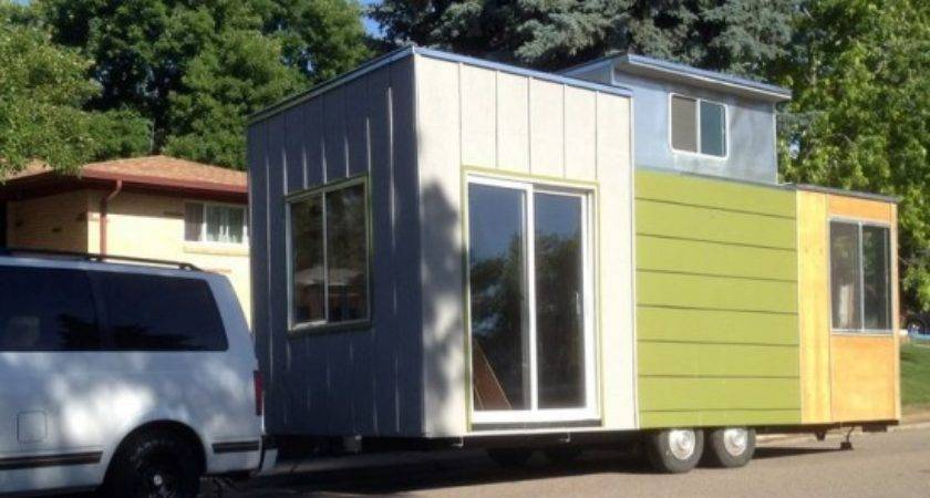 Tiny Casita Converting Trailer Into Sweet Mobile