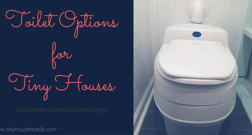 Tiny House Toilet Options Bathrooms Nifty