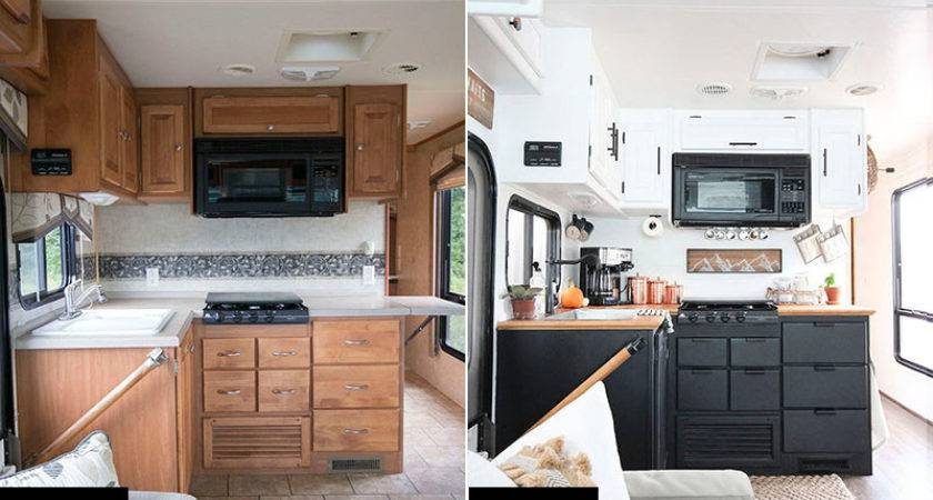 Tiny Kitchen Remodel Reveal Our Renovation