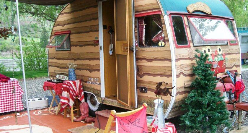 Tips Buying Vintage Trailers