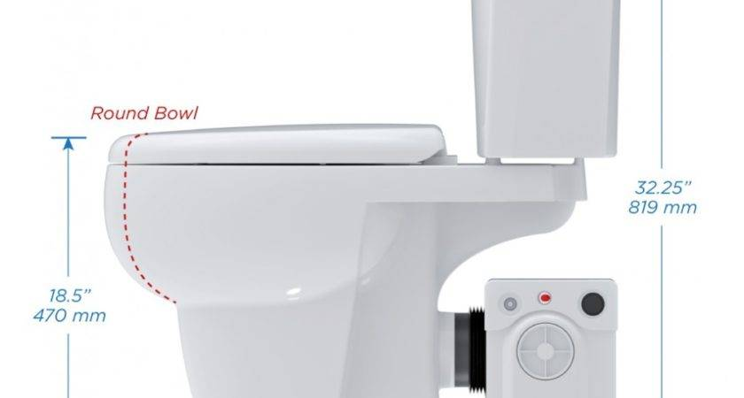 Toilet Tank White Bathroom Anywhere