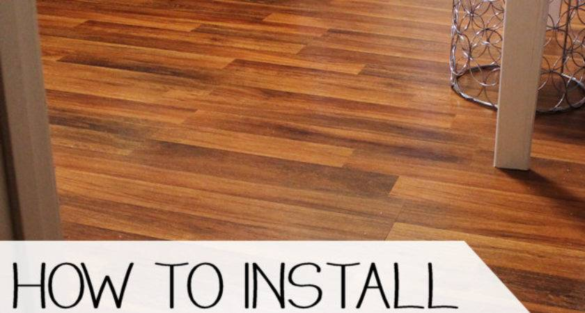 Top Can Install Laminate