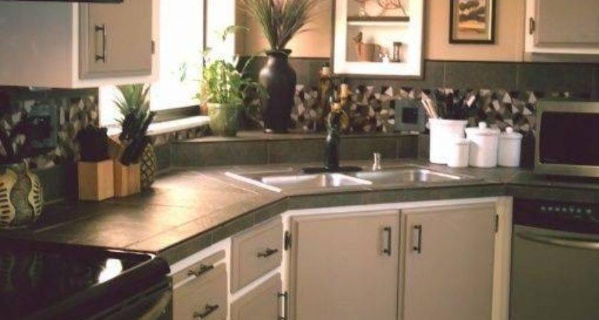 Top Fancy Mobile Home Kitchen Remodel Ideas Broxtern