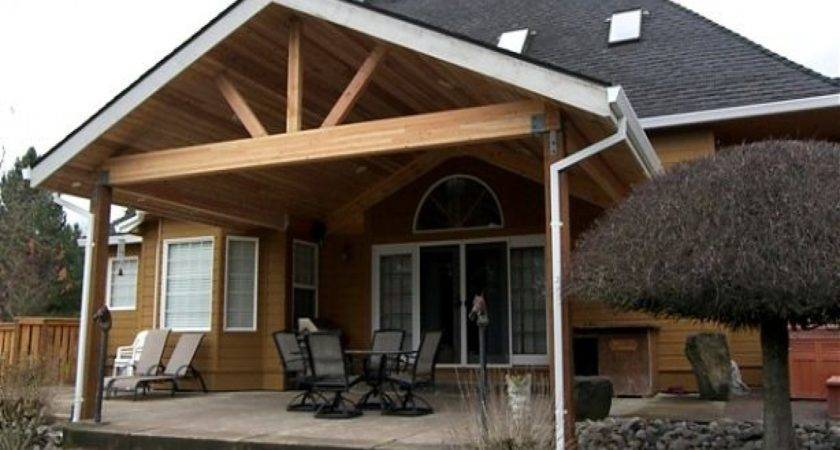 Top Gable Porch Roof Plans Garden Shed