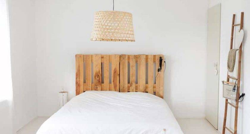Top Recycled Pallet Bed Frames Diy Collection
