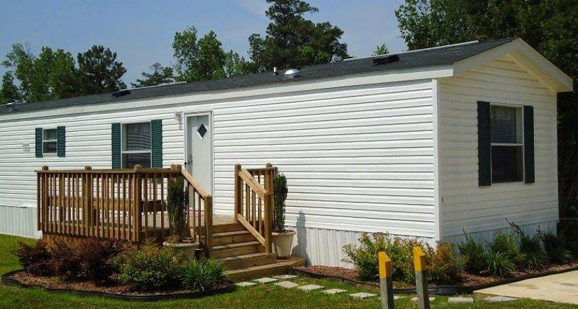 Top Small Manufactured Homes Landscaping Ideas