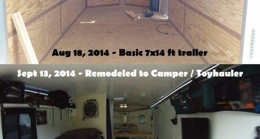 Trailer Camper Conversion Html Autos Post