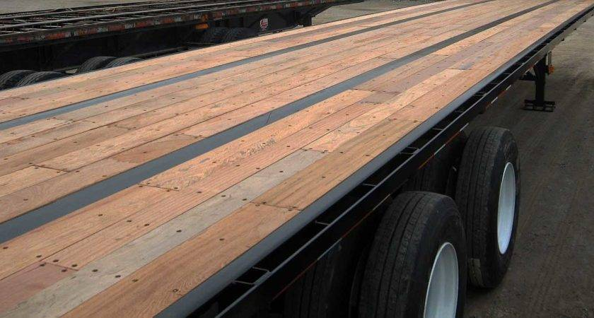 Trailer Decking Apitong Keruing Truck Decks Legally