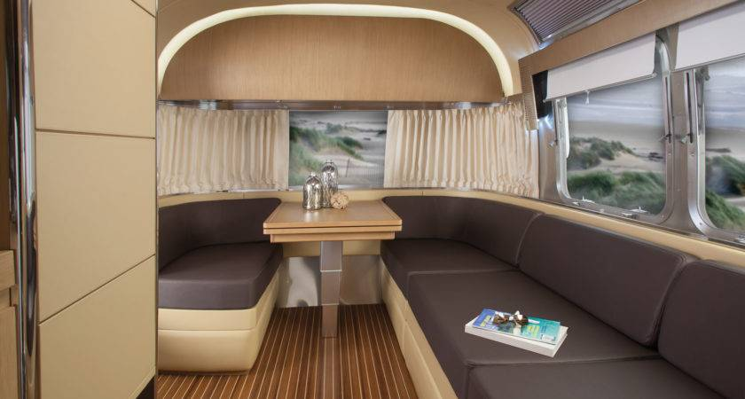 Trailer Flash Airstream Build Luxe Land Yacht Concept