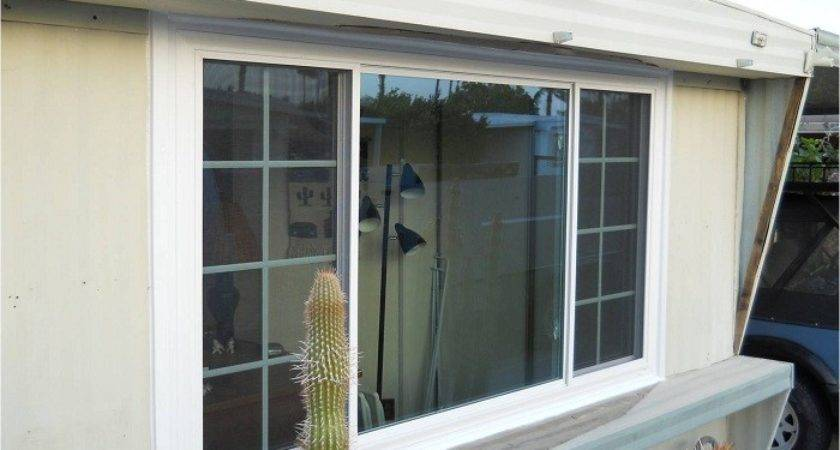 Trailer House Replacement Windows Vinyl