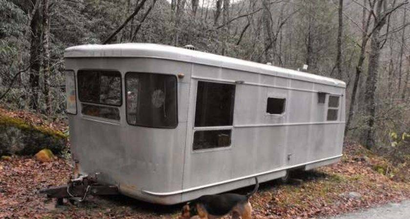 Trailer Things Past Pinterest Trailers Mobile