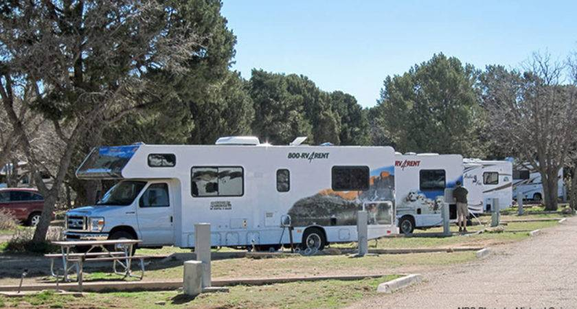 Trailer Village Park Grand Canyon South Rim