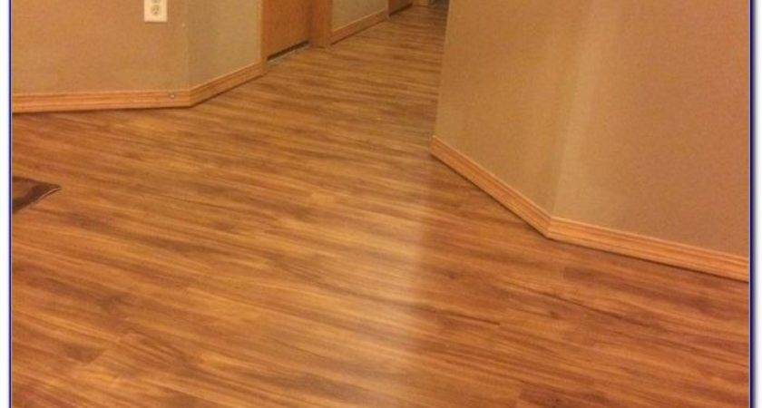 Tranquility Vinyl Plank Flooring Home