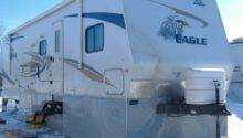 Travel Trailer Fifthwheel Skirting