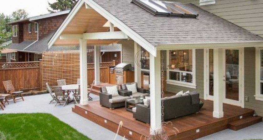 Trending Covered Decks Steve Hidder Real Estate