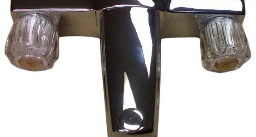 Tub Faucet Shower Diverter Mobile Home