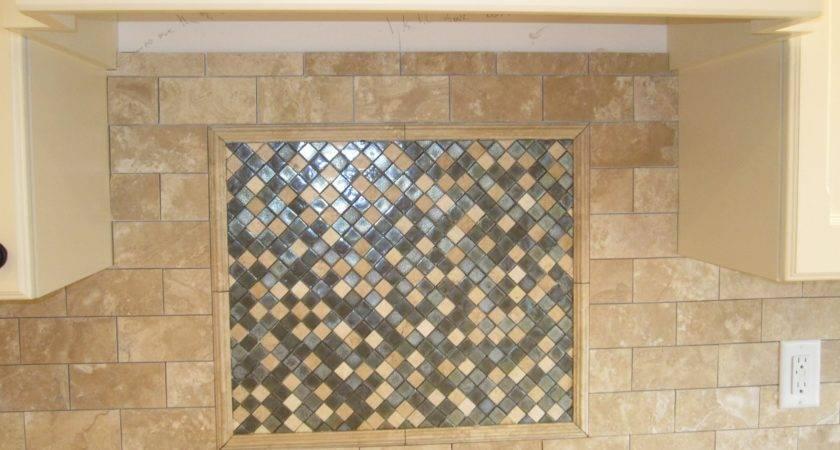 Tumbled Marble Backsplash Glass Mosaic Tile Youtube