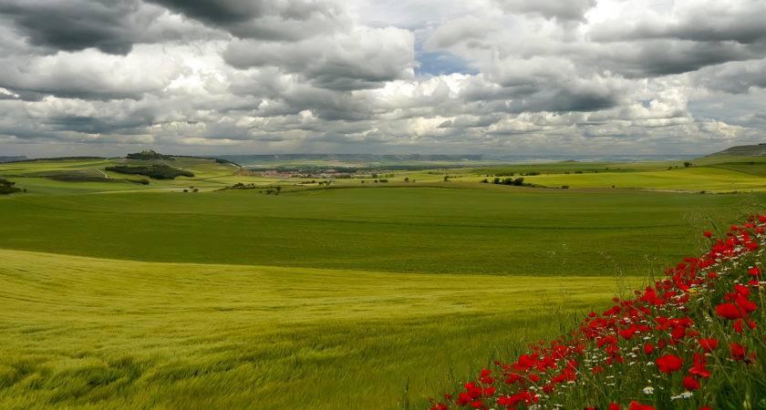 Tuscany Flat Land Landscape Photography