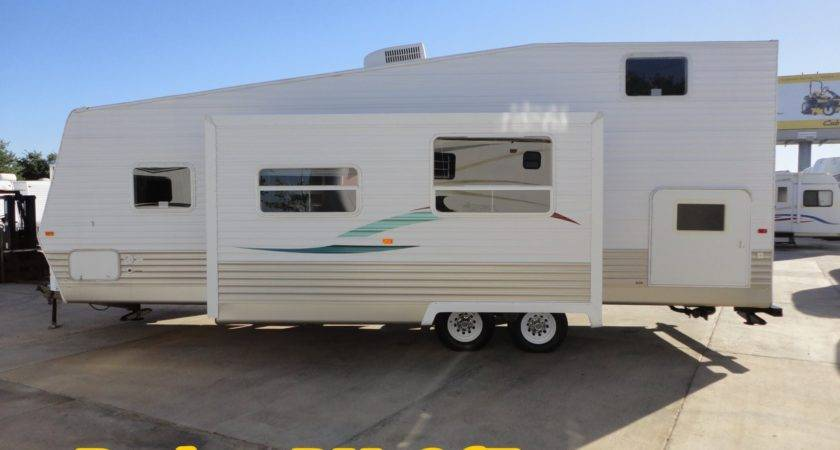 Two Bedroom Travel Trailer Over Rvs Our Inventory