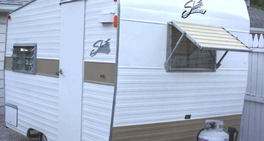 Two Dancing Crows Shasta Compact Trailer