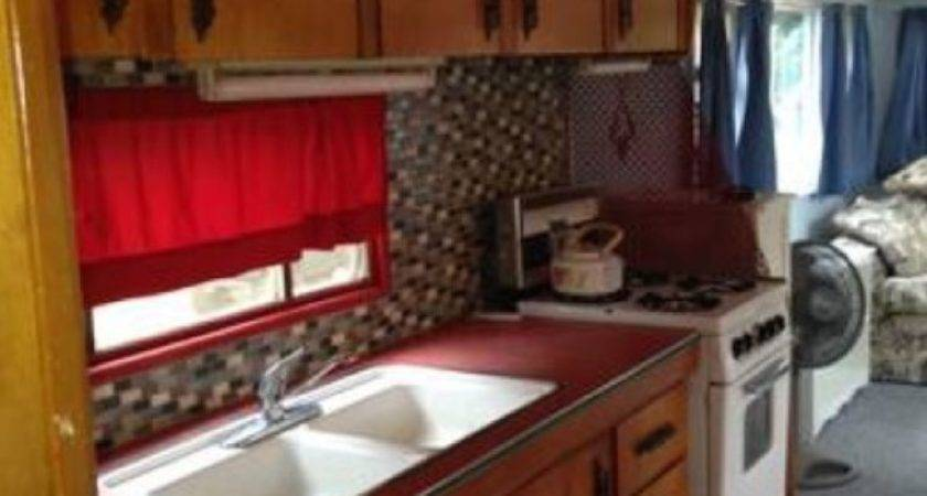 Two Story Vintage Travel Trailer Sale