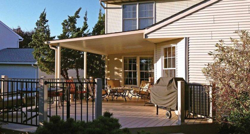 Types Porch Overhangs