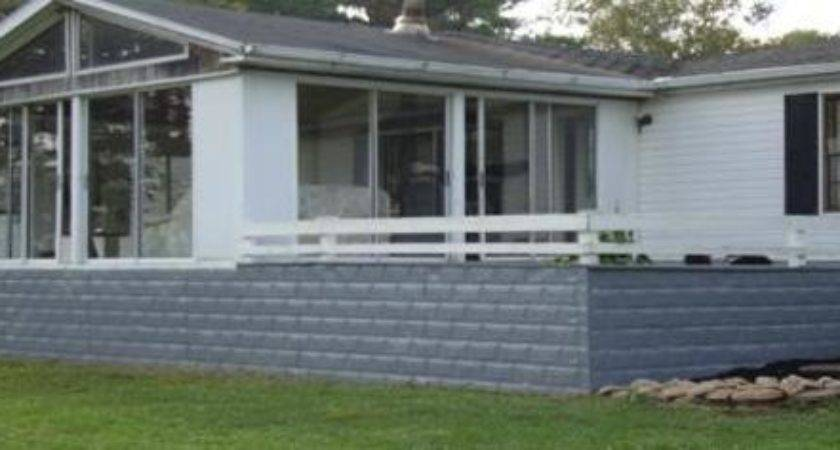 Ultimate Mobile Home Skirting Guide Living