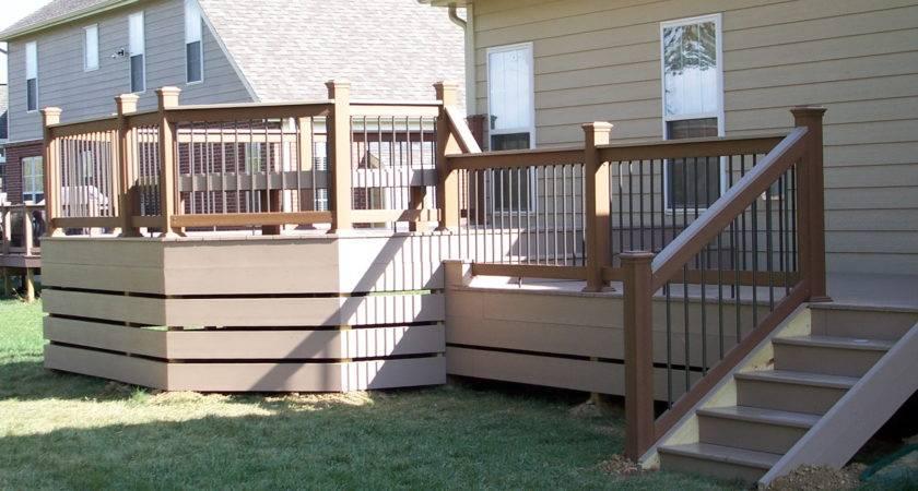 Under Deck Skirting Ideas Home Design