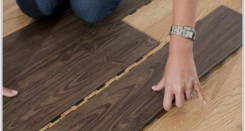 Underlayment Vinyl Tile Tiles Home Decorating