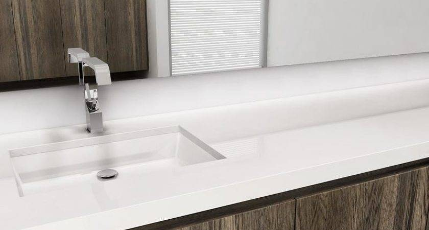 Undermount Bathroom Sink Cube