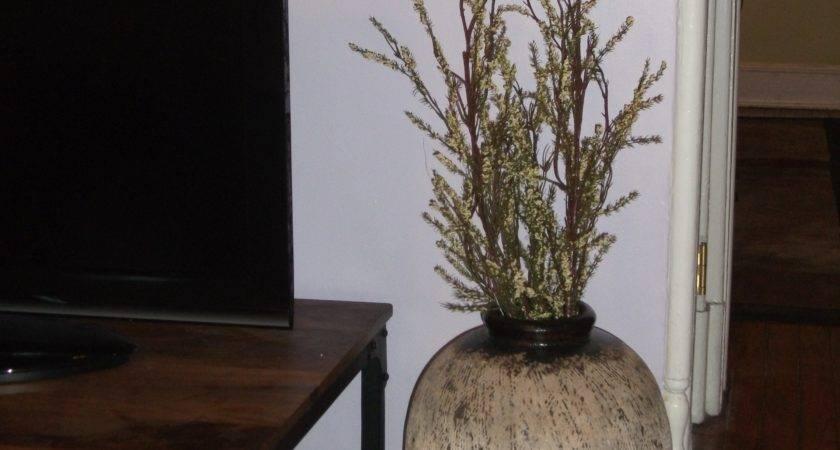 Unique Diy Floor Vase Attractive