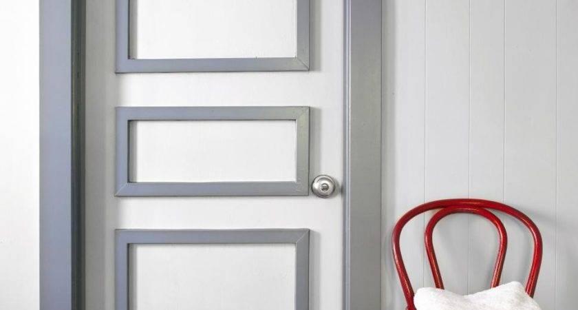 Unique Interior Door Makeovers Dress Your Home