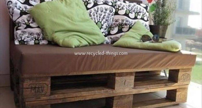 Upcycled Wooden Pallet Plans Recycled Things