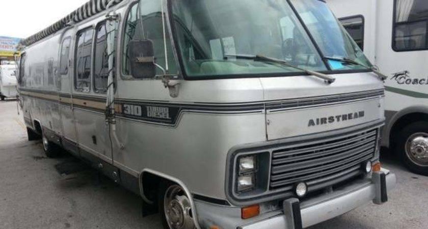 Used Rvs Airstream Motorhome Turbo Diesel Sale Owner