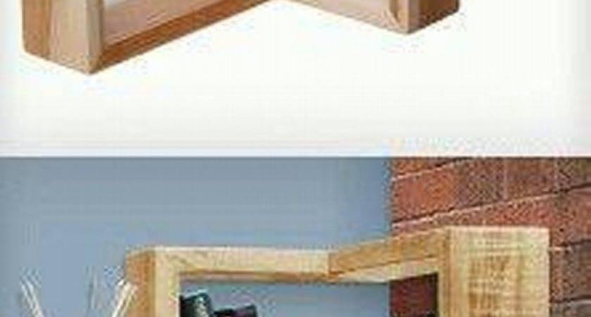 Useful Shelves Out Wooden Pallets Pallet Furniture