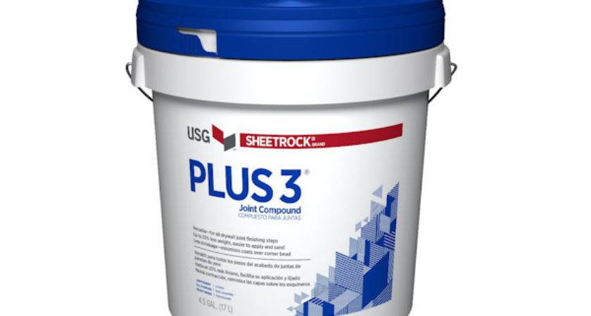 Usg Plus Drywall Compound Thybony Paint Supplies
