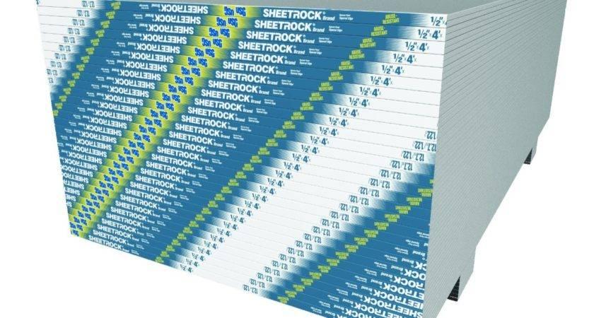 Usg Sheetrock Brand Firecode Panels