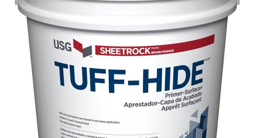 Usg Sheetrock Brand Tuff Hide Primer Surfacer