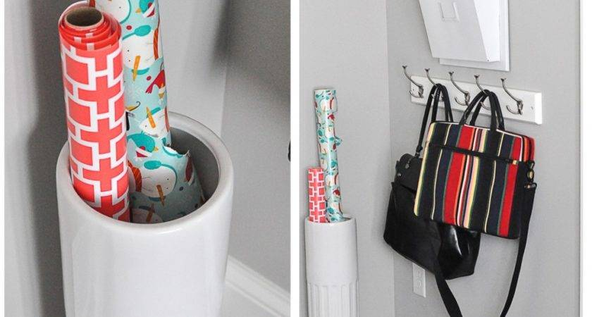 Using Floor Vase Wrapping Paper