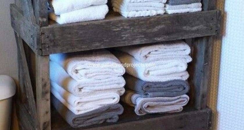 Using Old Pallets Bathroom Pallet Wood Projects
