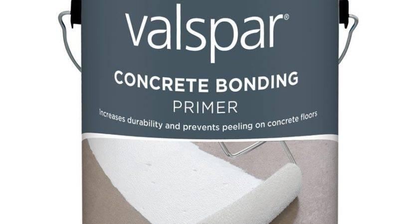 Valspar Concrete Bonding Primer Lowe Canada