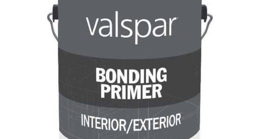Valspar Interior Exterior Bonding Primer Gallon Newegg