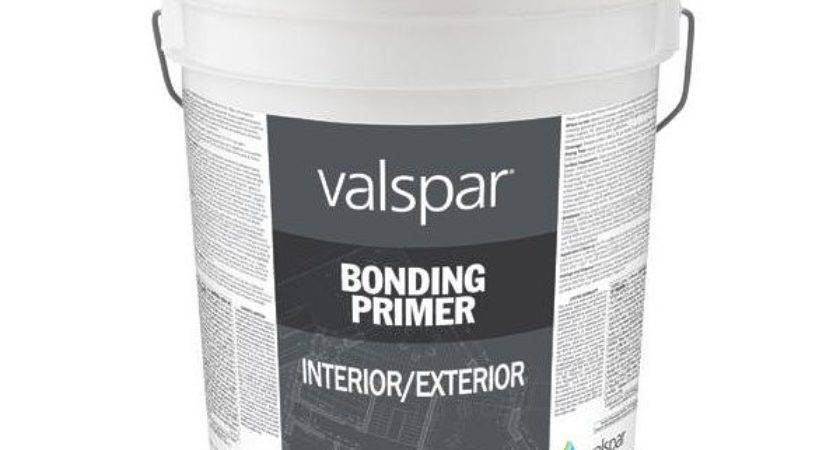 Valspar Interior Exterior Bonding Primer Gallon Per