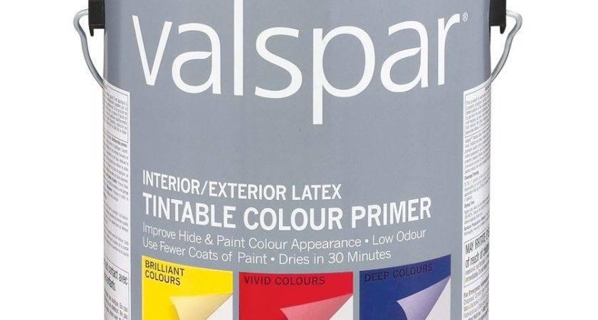 Valspar Interior Exterior Latex Tintable Primer Lowe