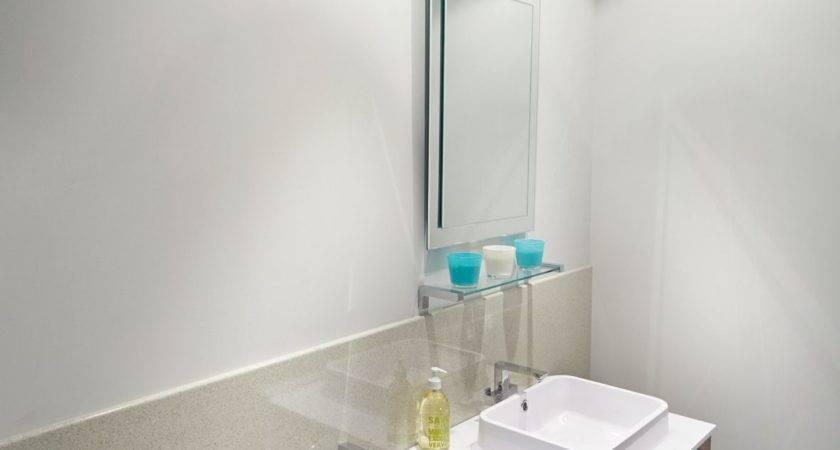 Vanilla Quartz Nuance Bathroom Wall Panel