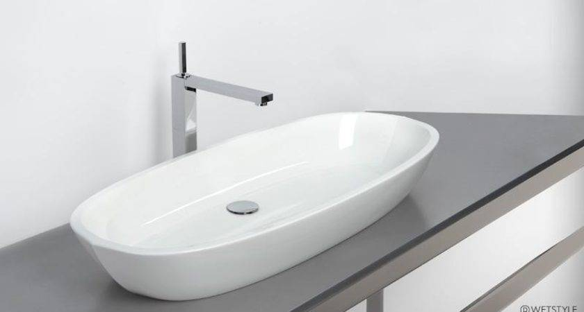Vbe Above Counter Bathroom Sink