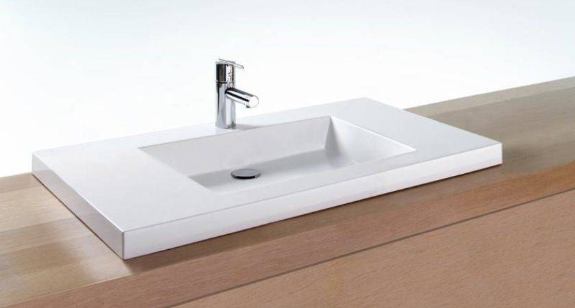 Vcms Bathroom Sink Cube Collection Metro
